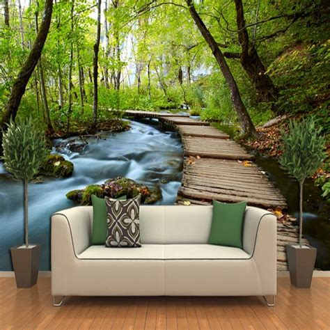 wall murals on sale 2014 sale wallpapers papel de parede large 3d stereoscopic mural wall space to expand the tv