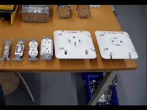 basic residential wiring youtube