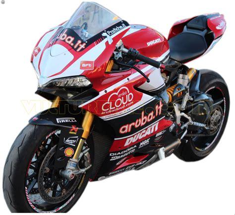 Ducati 1199 Sticker Kit by Vulturbike Ducati Panigale 959 1299 Wsb Aruba Decal