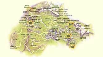 arizona sonora desert museum map tucson az mappery