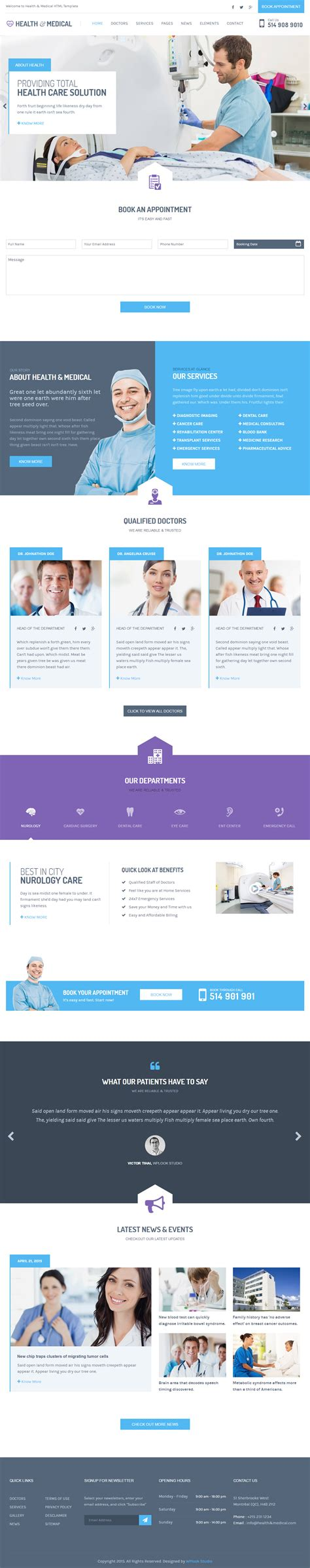 Best Responsive Html5 Templates Created On Foundation 5 Framework In 2015 Responsive Miracle Foundation Html5 Templates