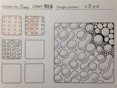 number pattern drawing 116 best zentangle numbers images on pinterest