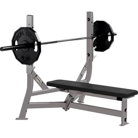 bench press strength olympic weight flat bench hammer strength life fitness