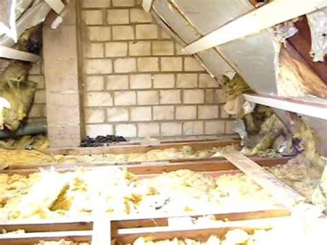 Marder Vom Dachboden Vertreiben 4437 by Extremer Marderschaden Im Dach Dachboden Zerst 246 Rte
