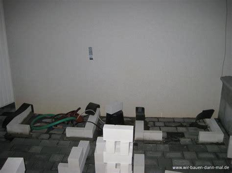 sockel für waschmaschine k 252 che outdoor gemauert