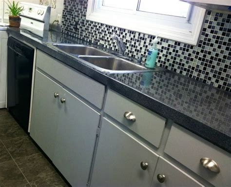 spray painting kitchen countertops best 25 spray paint countertops ideas on