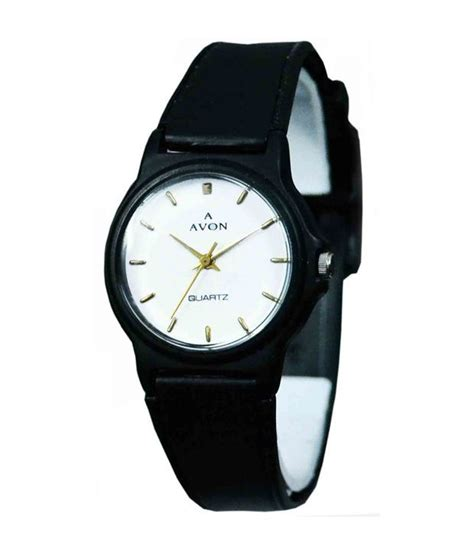 avon formal analog white dial mens   buy