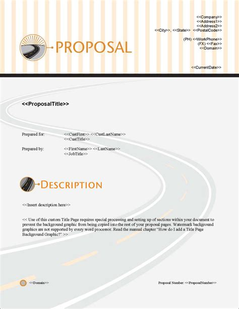 motion design proposal proposal pack in motion 3 software templates sles