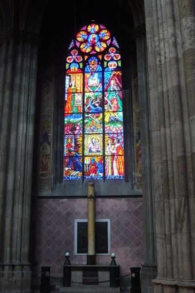 dove soggiornare a vienna vienna la votivkirche chiesa votiva
