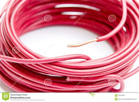copper wire line royalty free stock photography image