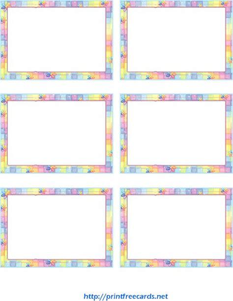free name tag templates for printable tags free printable name tags printables