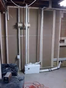 basement bathroom system macerating system macerating wiring diagram free