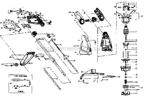 craftsman 32cc wacker parts diagram craftsman 17274536 parts list and diagram