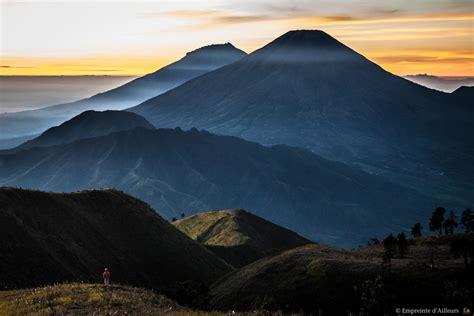 carnet de voyage indonesie plateau de dieng au centre
