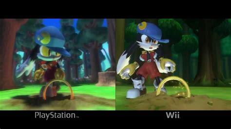 wii vs n64 graphics system klonoa playstation vs wii comparison