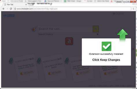 How To Remove Slikdealer.com Browser Redirect Virus? K Dealer.com
