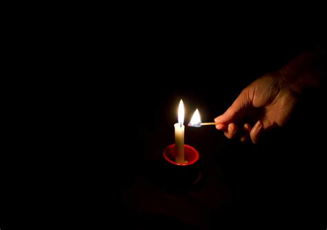 Light A Candle by It S Better To Light A Candle Than Curse The Darkness By