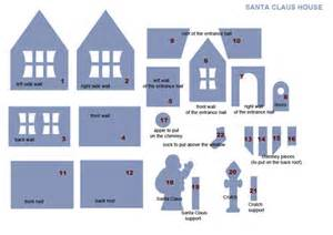 house patterns gingerbread house patterns santa s house gingerbread