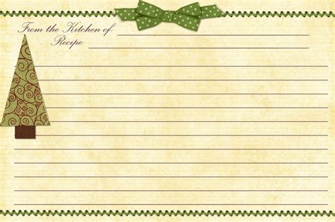cookie exchange recipe card cookie exchange pinterest