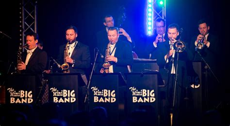 modern swing bands mini big band swing band wedding band function band