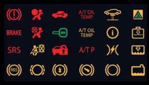 car warning light symbols  indicators gofar