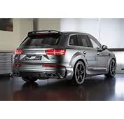 Q7 Audi Tuning Suv Car