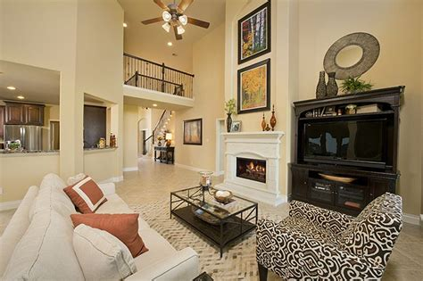 Perry Interiors by Perry Homes Firethorne Model Home Design 4198w In Katy