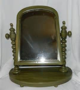 Vintage Wood Vanity Mirror 1000 Images About Mirrors On