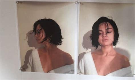 selena gomez con el pelo corto selena gomez sorprende con su nuevo corte de pelo a sus