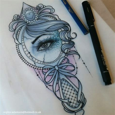 mirror tattoo design 15 mirror designs