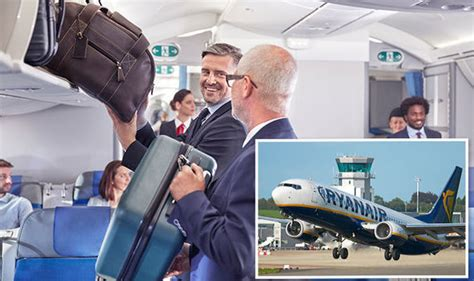 ryanair cabin baggage allowance ryanair flights what is the ryanair cabin baggage