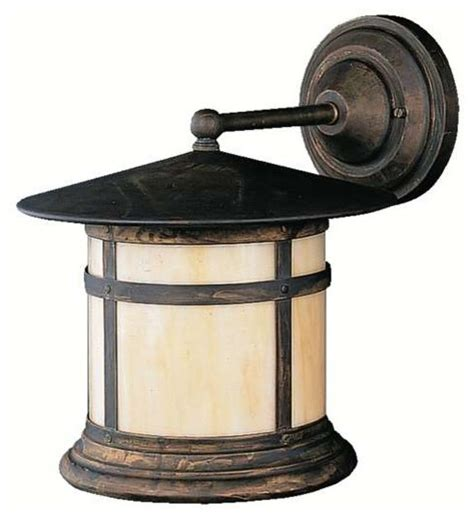 Arts And Crafts Outdoor Lighting Kichler Lighting 9647cv Tularosa Arts And Crafts Mission