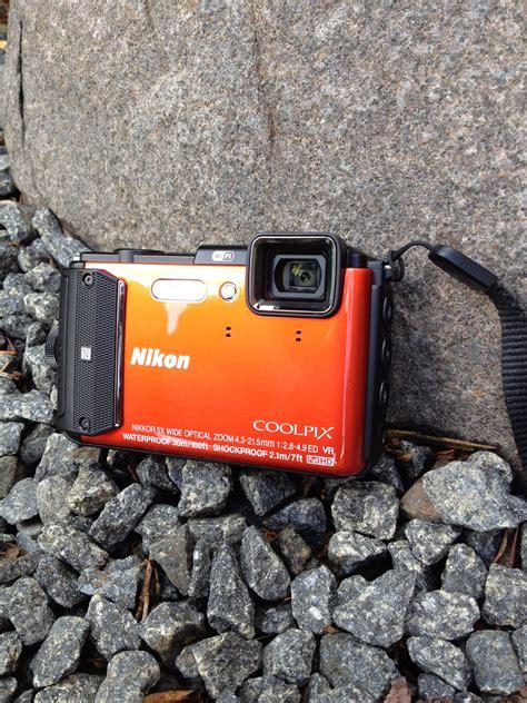 Kamera Nikon Coolpix Aw130 nikon coolpix aw130 vandt 230 t kamera kajakgal