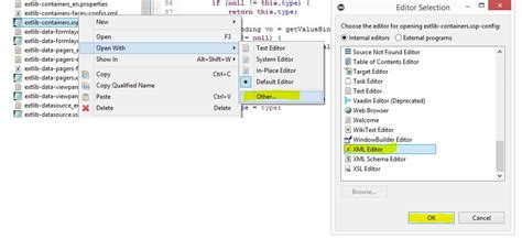 eclipse theme to notepad associating theme and xsp config with eclipse xml