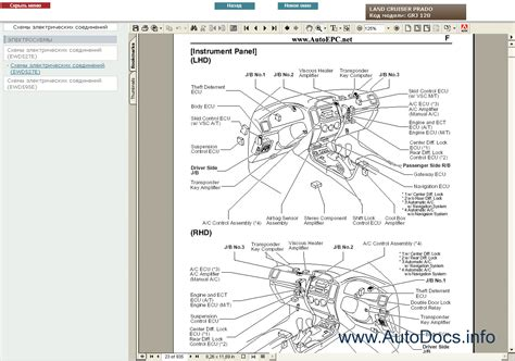 toyota land cruiser prado repair manuals download wiring diagram electronic parts catalog toyota land cruiser prado 120 service manual rus repair manual order download