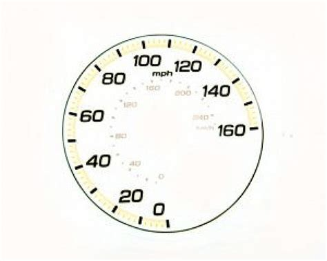 speedometer check section white speedometer photo free download