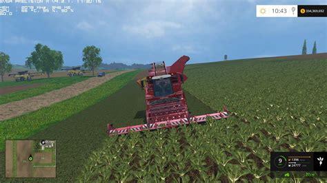 grimme  liters  hp combine potatobeet farming simulator   mod