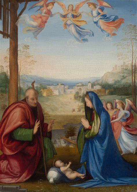 google images christmas nativity file fra bartolomeo the nativity google art project