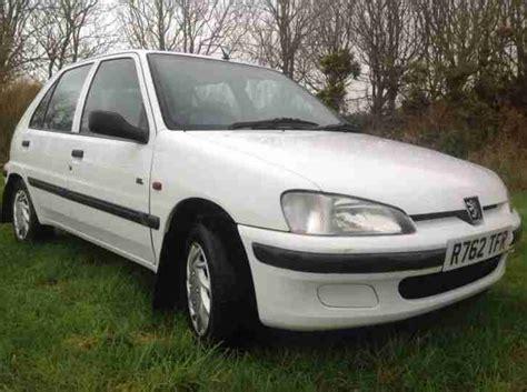 Peugeot 106 1 1 Mpg Peugeot 1998 106 1 4 Xl Auto Low Mileage Power