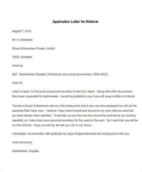 example of a cover letter for job application template sample doc