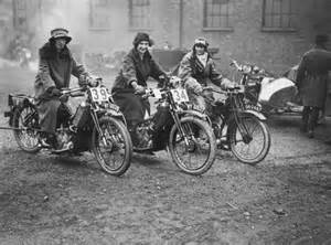 Motorbike Wall Stickers a collection of 32 badass vintage photographs of women and