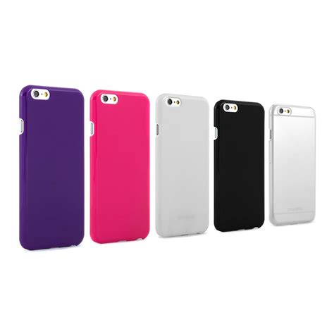 iphone 6 6s cases high gloss slim back shell collection proporta
