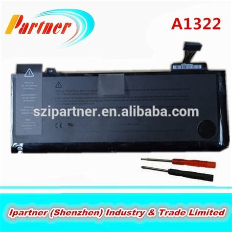 Baterai Original Macbook Pro 13 A1278 A1322 020 6547 A list manufacturers of macbook pro battery a1322 buy