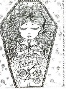 coloring book vampire coloring book chubbymermaid coloring pages