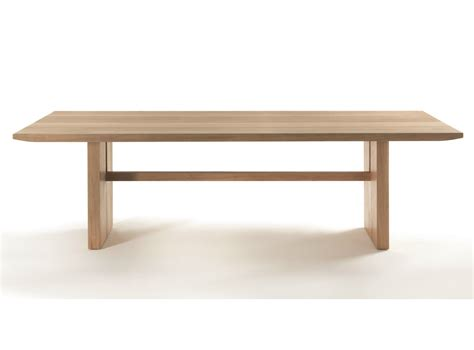 Wooden Table by Arabesque Table By Riva 1920 Design Luca Scacchetti