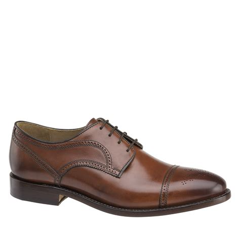 Johnston And Murphy E Gift Card - collins cap toe johnston murphy