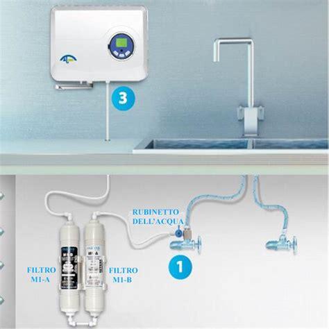 acqua di rubinetto eurosud generatore di ozono per acqua di rubinetto