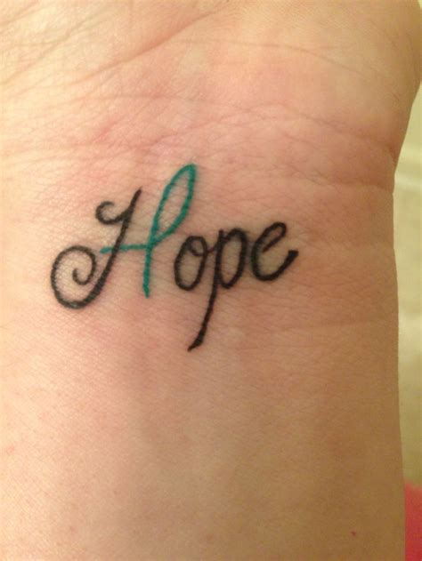 hope tattoo on wrist designs 52 lovely hope wrist tattoos