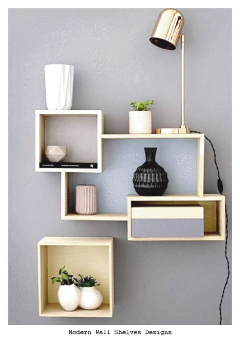 wall shelf designs 23 modern wall shelves designs ideas 2016 home and house