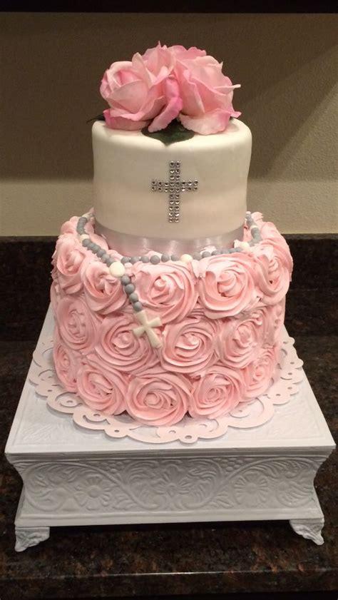 christening cakes on pinterest baptism cakes first baptismal or first communion cake for girl cakes
